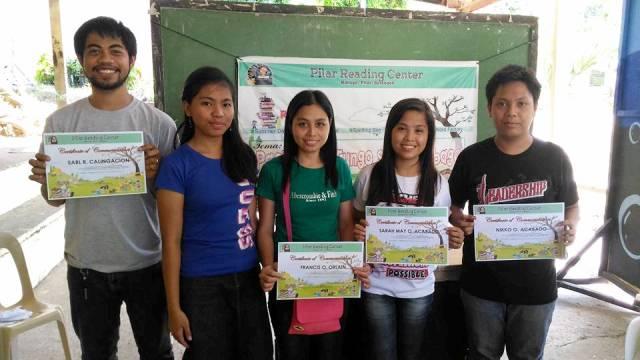 Pilar Reading Center Reading Camp 2016