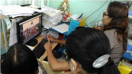 PRC as advocacy reaches offices through website