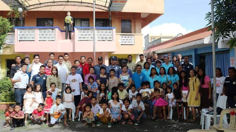 LGU Pilar for Rizal Day