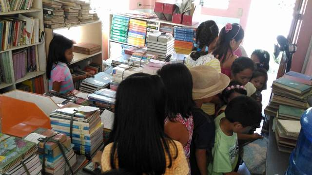 PRC Municipal Library Visit