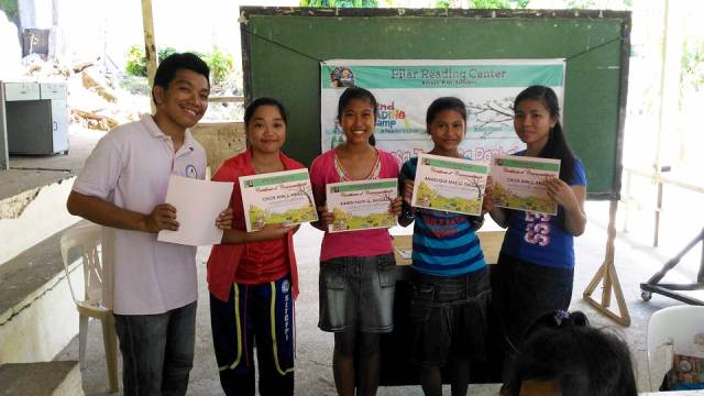 The 2nd Pilar Reading Camp