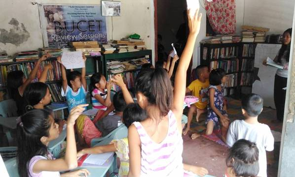 Pilar Reading Center Gabay sa Pagbaybay