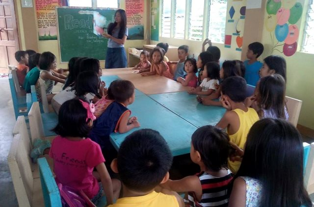 PRC goes to barangay