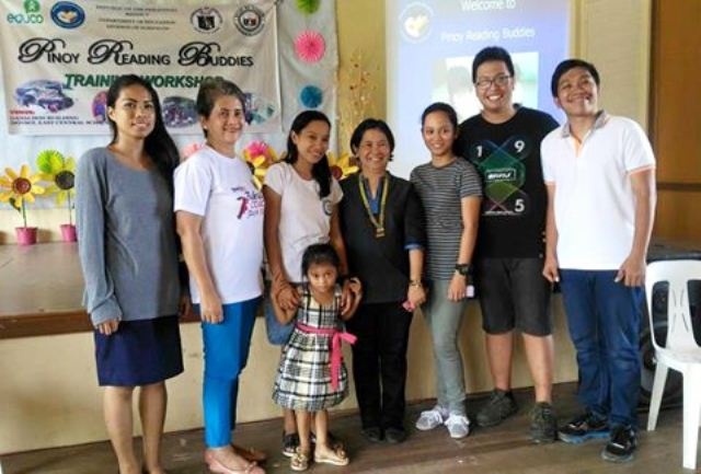 A Big Thank You PRB For The Visit To Bicol Region.